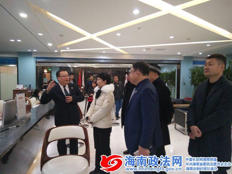 海口市龙华区:优化营商环境 发力精准招商