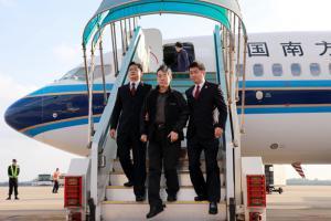 海南省原正厅级国企负责人王军文回