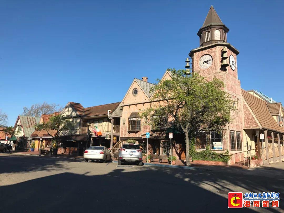 移路北美:第十二站 柠檬酒店,芭芭拉小镇