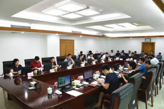 海南省检察院召开党组(扩大)会传达学