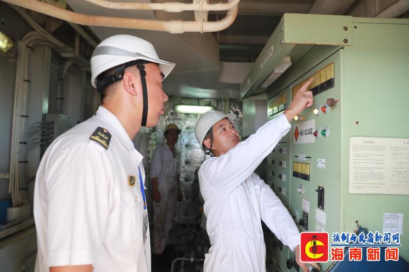 """""""保电煤  促民生 迎国庆"""" 八所海"""