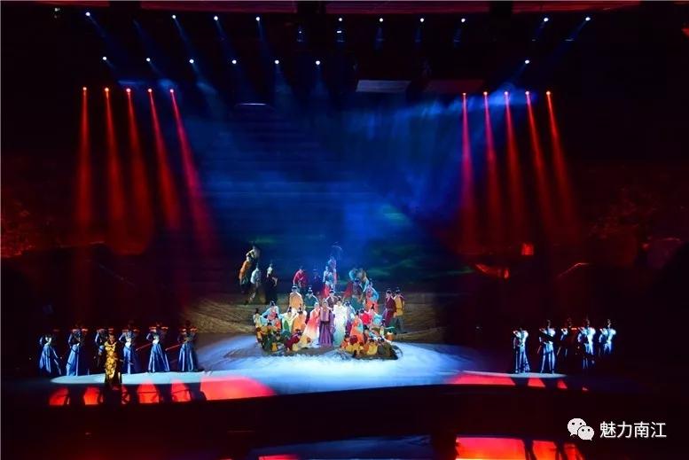 第七届巴人文化艺术节暨第十七届中国·四川光雾山红叶节盛大开幕