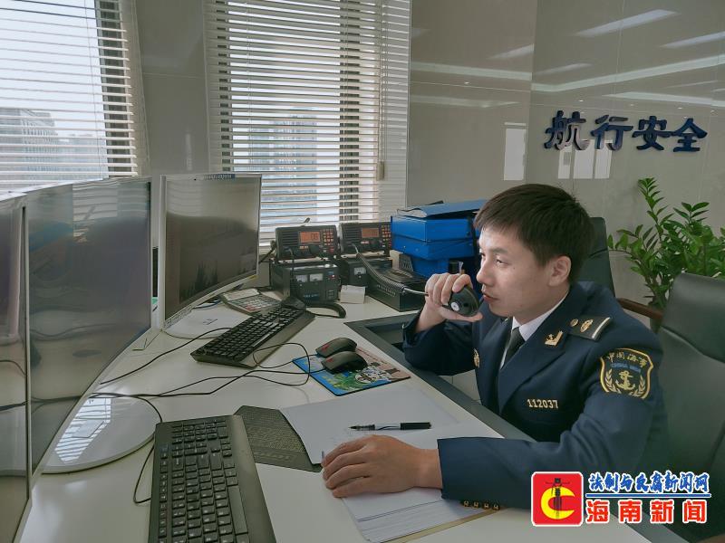 清澜海事局全力做好三沙重点物资运输保障工作