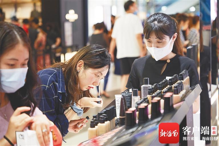 海南国庆黄金周消费市场活跃 免税购物、节庆活动等成为节日消费亮点